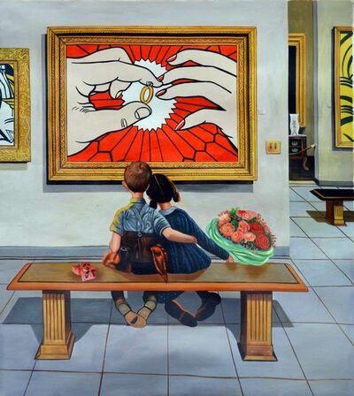 Gully, 'Dohanos meets Lichtenstein 2', 2014