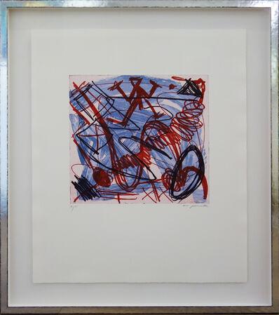 A.R. Penck, 'Wirbelwind', 1989