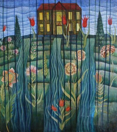 Julia Zanes, '3 Waterfalls', 2015