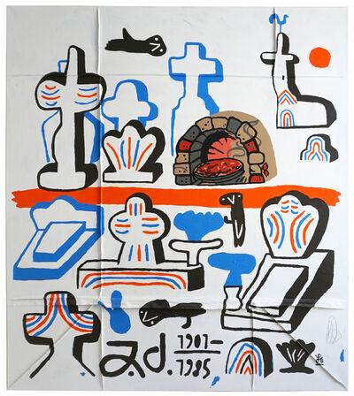 Soeren Behncke, 'Jean Dubuffet 1901- 1985', 2019