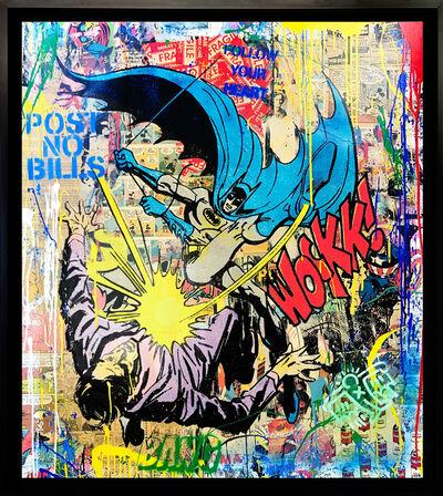 Mr. Brainwash, 'BAT WOCKK (BATMAN)', 2019