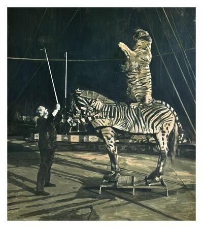 LI PENG 李淜, 'Taming Tigers', 2013