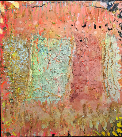 Stanley Boxer, 'Woundesandlesserweep', 1991