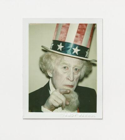 Andy Warhol, 'Uncle Sam', 1981