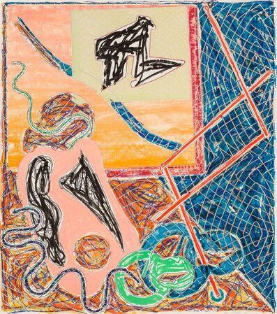 Frank Stella, 'Shards I', 1988