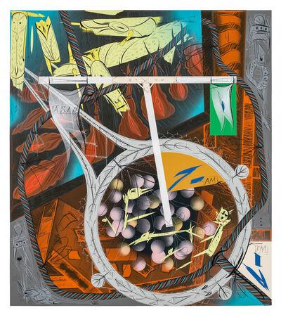Lari Pittman, 'Untitled #5', 2013