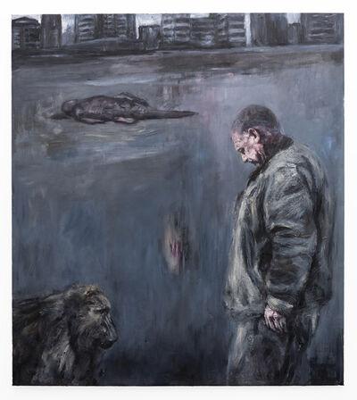 Johann Louw, 'In die koninkryk van die diere in die nag', 2020