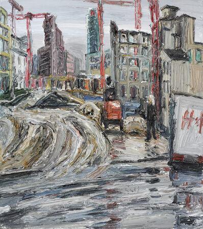 Christopher Lehmpfuhl, 'Leipziger Platz', 2013