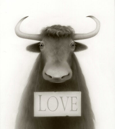 Travis Louie, 'The Yak of Love', 2018