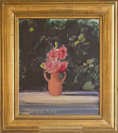Paul Resika, 'Roses', 1988