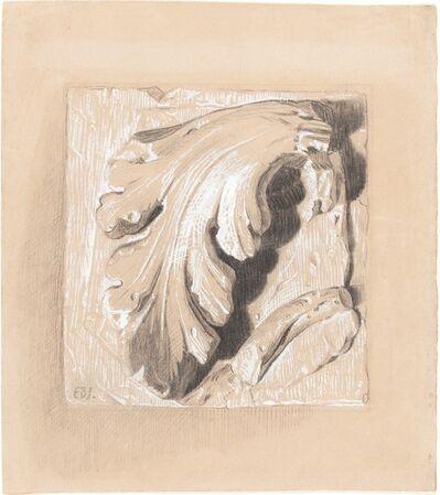 Sir Edward Burne-Jones, 'A Fragment from an Antique Frieze'