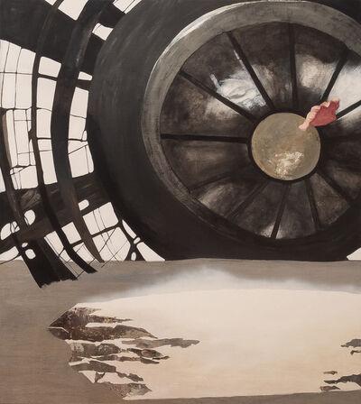 Jean Lecoultre, 'Après', 2012