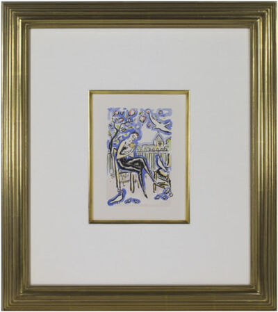 Kees van Dongen, 'Mother & Child -La Garconne Series- Mere et Enfant', 1979