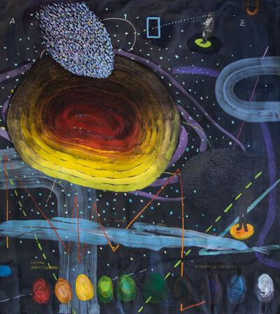 Pebofatso Mokoena, 'Cosmic Boogeyboard', 2021