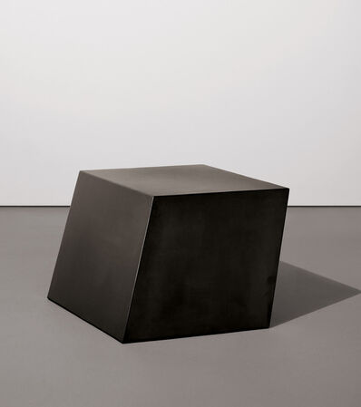 Tony Smith, 'New Piece', Conceived in 1966 and cast in 1980
