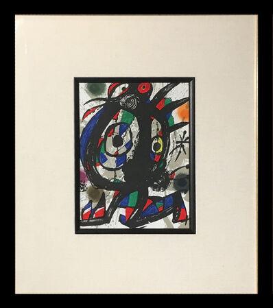 Joan Miró, 'Original Lithograph I', 1964-1969