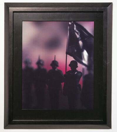 David Levinthal, 'Untitled (Soldiers Flag)', 1994