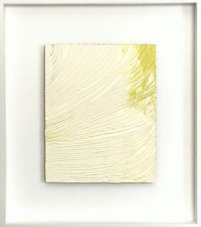 Diana Greenberg, 'Kimono with Heron, Ivory and Yellow-Green', 2020