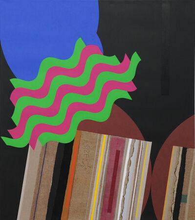 Mohammed Melehi, 'Untitled 1', 2011-2012