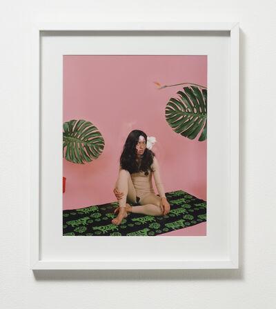 Rachelle Mozman, 'Jade and Head of a Tahitian Woman', ca. 2014