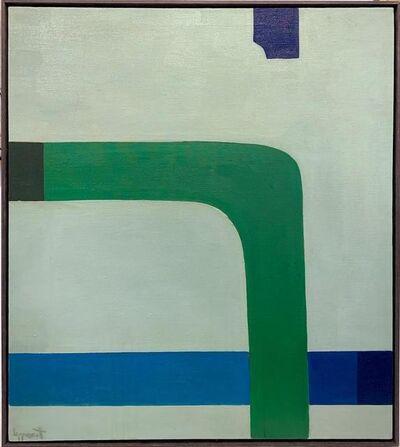 Janet Lippincott, 'The Green Pipe', 1950-1970