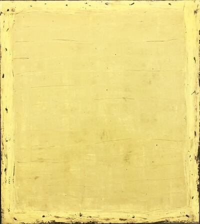 Joan Hernández Pijuan, 'Camp daurat III', 2000