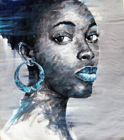 Godwin Adjei Sowah, 'EMPRESS', 2019