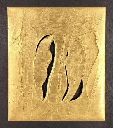 Nobuo Sekine, 'G10-16 New birth', 1987