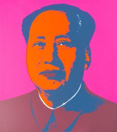 Andy Warhol, 'Mao (Sunday B Morning) (set of five)', 2011