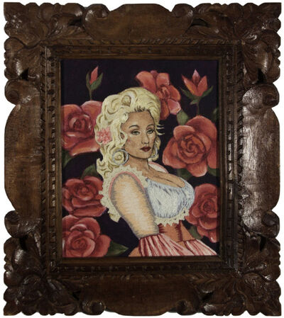 Nicole O'Loughlin, 'I beg your pardon, Dolly Never Promised you a Rose Garden', 2019