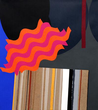 Mohammed Melehi, 'Untitled 7', 2011-2012