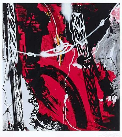 Futura, 'Helix Object', 2008