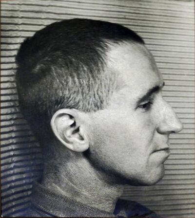 Grete Stern, 'Bertolt Brecht', 1933