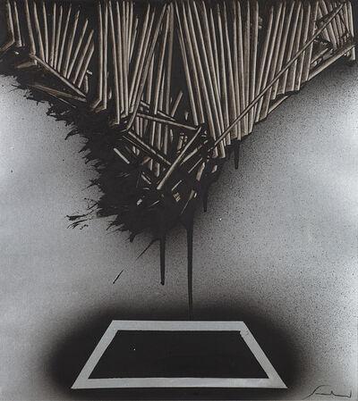 """Emilio Scanavino, '""""Untitled""""', 1972"""