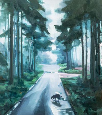 Tai-Shan Schierenberg, 'Ghost Road', 2021