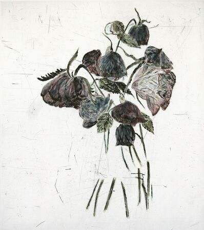 Kiki Smith, 'Touch (Peonies)', 2006