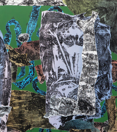 Pablo Tomek, 'Décollage 1', 2018