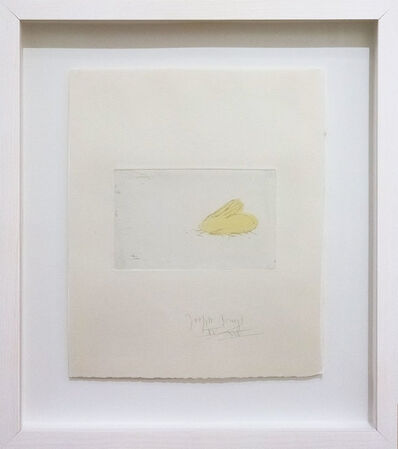 Joseph Beuys, 'Junger Hase', 1982