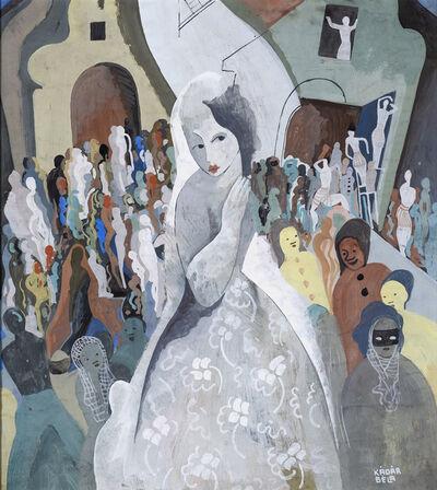 Béla Kádár, 'The Wedding', ca. 1940