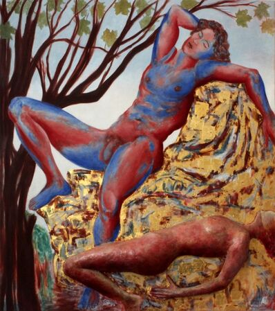 Michael Price, 'A Part of Eternity No. 2, A Sleeping Faun's Passion.', 2020