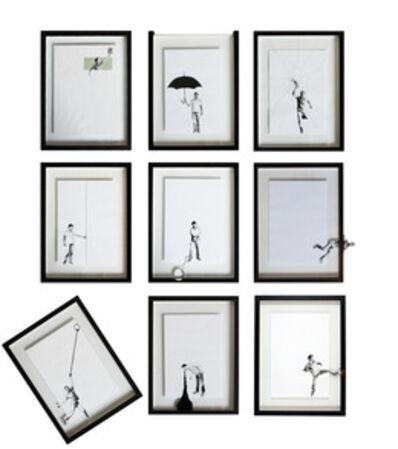 Steven Guermeur, 'Action Against the Frame', 2012