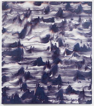 Bernard Frize, 'Elba', 1993