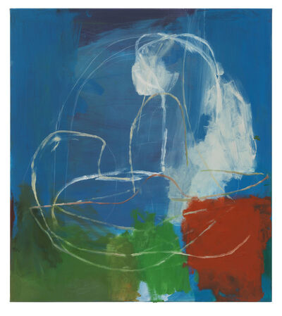 Alexander Lieck, 'Untitled (Blue)', 2014