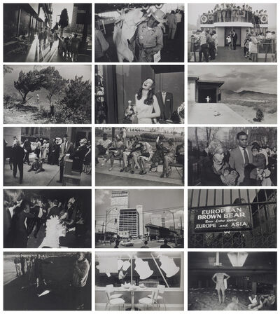 Garry Winogrand, 'Fifteen Photographs'