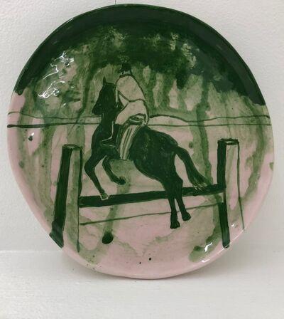 Noel McKenna, 'Horse and rider', 2019