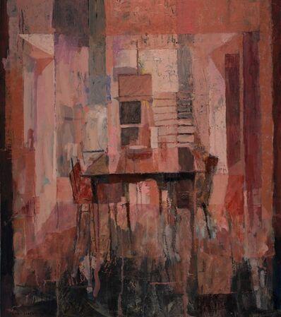 Chris Liberti, 'Red Interior', 2019