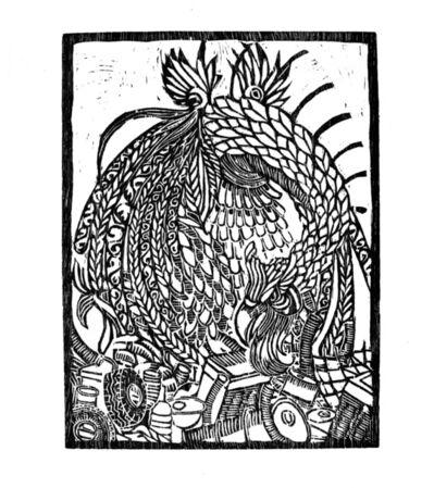 Agathe Pitié, 'Impertinence 03 (Le phoenix moderne)', 2009-2010