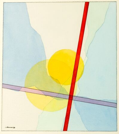 Luigi Veronesi, 'Untitled', 1989