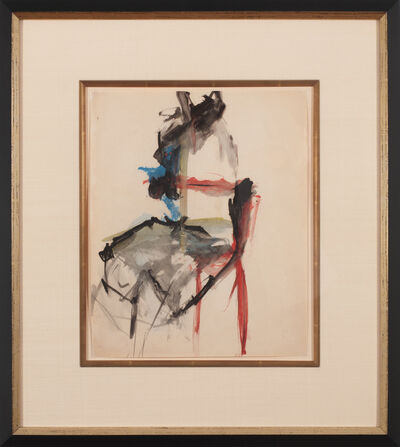 Willem de Kooning, 'Untitled (chair)', 1957