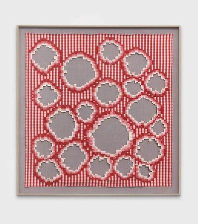 Zhang Xuerui 张雪瑞, 'Red and White Checkered Cloth', 2019